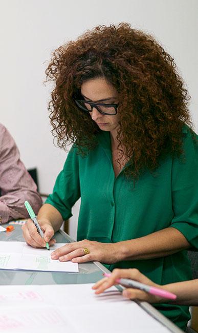 Alicia Andrés · UX Designer
